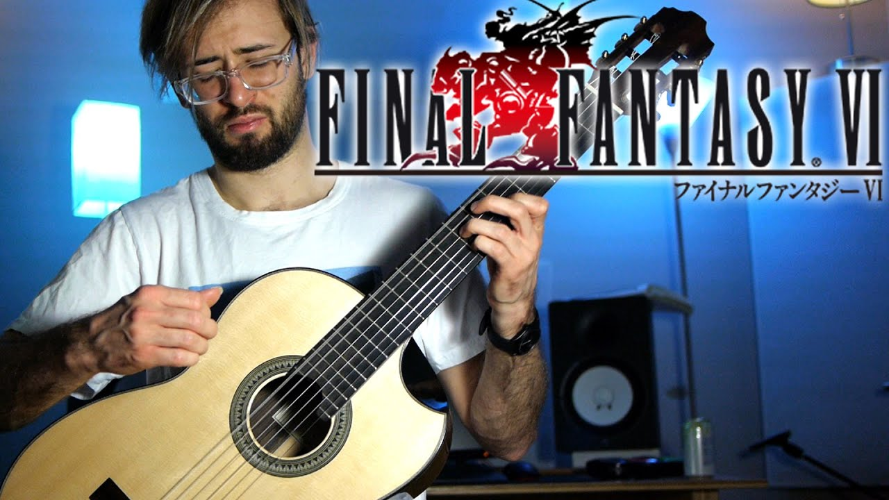 Final Fantasy VI – Coin Song – Acoustic Guitar Cover