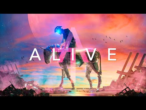 ALIVE - A Synthwave Outrun Mix Special Compilation