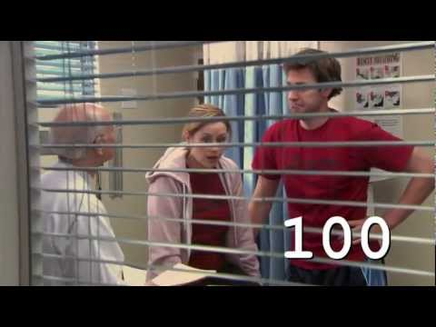 The Office US - 100 Best Moments Seasons 1-5 (видео)