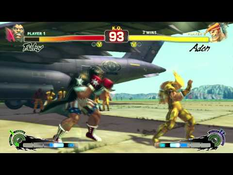 gamerbee - While Gamerbee was on vacation after Evolution 2014 he came to my house and we played a couple of First to 5's but this was with our mains! Enjoy! Facebook: ...