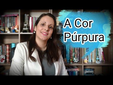 A Mulher Na Literatura | A Cor Púrpura | Pilha de Leitura