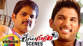 Video Race Gurram Movie Scenes | Allu Arjun Hilarious Punch Dialogues on POLICE DEPT | Shruti Haasan MP3, 3GP, MP4, WEBM, AVI, FLV April 2019