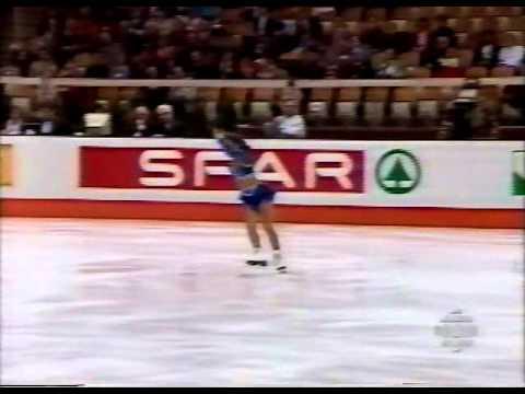 Tara Lipinski (USA) - 1995 World Juniors, Ladies' Long Program