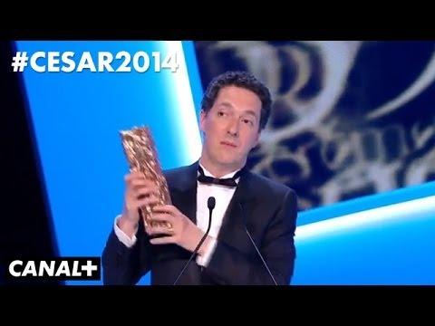 Guillaume Gallienne - César du Meilleur Acteur 2014