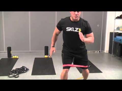 【アメリカ大手SKLZ】公式ミニバンドトレーニング
