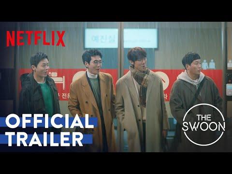 Hospital Playlist Season 2 | Official Trailer | Netflix [ENG SUB]