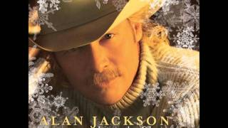 Alan Jackson - Santa Claus Is Comin' to Town(Let It Be Christmas)[HQ]