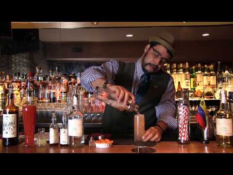 How to make a La Pachanga Cocktail