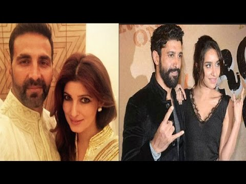 Akshay & Twinkle Celebrate Their 16th Anniversary