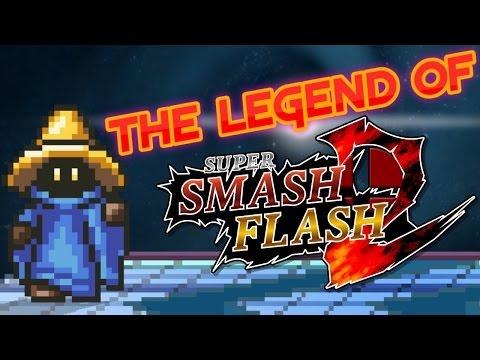 The Legend of Super Smash Flash 2
