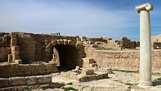 Caesarea Israel  city photo : Caesarea National Park, Israel