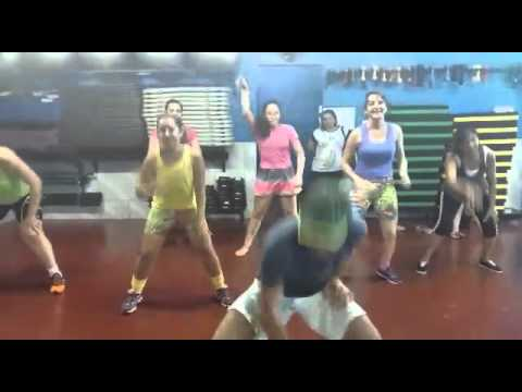 Aula de Dança 2 - Academia Fitness (Acreúna - GO)