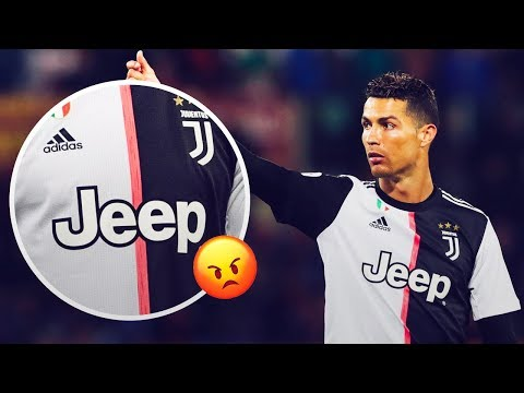 The Reason Why Juventus Fans Hate Their New Jersey So Much - Oh My Goal