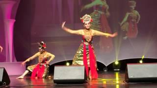 Karawang Indonesia  city pictures gallery : Jaipong Karawang Goes to Korea di acara Indonesia Music Day Ansan
