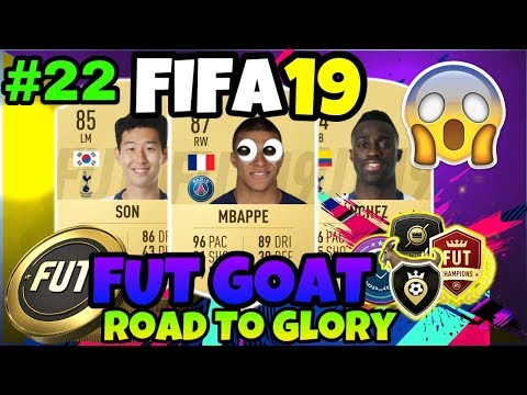 700K OP FUT CHAMPS WINING TEAM - FUT GOAT RTG / FIFA 19