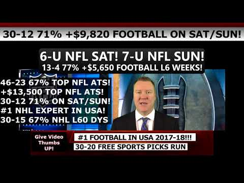 1ST HALF NFL PLAYOFF PICKS: TITANS VS PATRIOTS DIVISIONAL PLAYOFF PREDICTIONS (#1 FOOTBALL EXPERT)