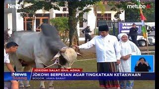 Video Jokowi Salat IdulAdha di Lapangan Astrid Kebun Raya Bogor - iNews Siang 11/08 MP3, 3GP, MP4, WEBM, AVI, FLV Agustus 2019