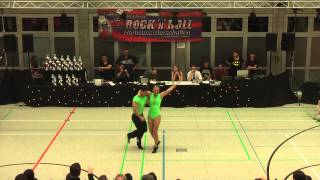 Carolin Steinberger - Tobias Planer - 30. Herbstmeisterschaft 2014