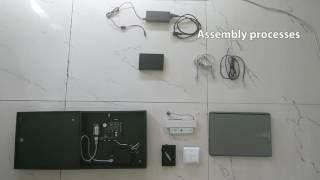 PoE Wiring Setup