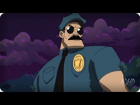 Axe Cop WonderCon Trailer
