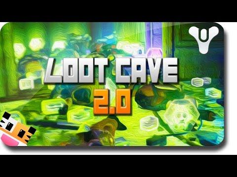 LOOT!!! - Destiny Loot Cave 2.0 -
