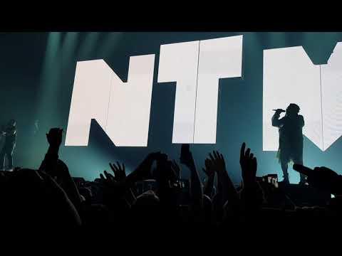 NTM à l'AccorHotels Arena (Bercy) le 10/03/2018 (видео)
