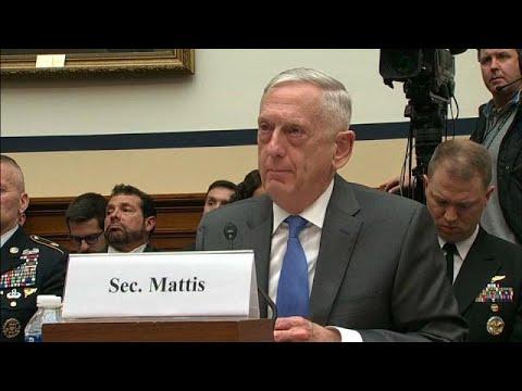 Zögern vor dem Schlag - US-Minister warnt vor Eingr ...