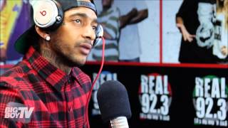 WTF NIPSEY HUSSLE TALKING ABOUT?? 50 CENT & SHIT? + LAUREN LONDON, DR. DRE & 50 CENT? BIG BOY