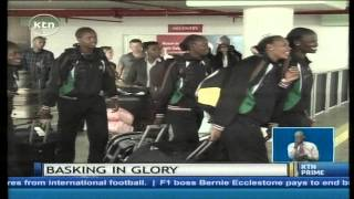 Kenya's Volley Ball Team Return Home With Boosted Mentality Having Ended World Stage Jinx