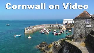 Coverack United Kingdom  City new picture : Cornwall on Video - Coverack, Porthleven, Kynance Cove, Gunwalloe, Lizard Point, Cadgwith Cove