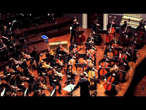NYOS Symphony Orchestra perform Johannesburg Overture