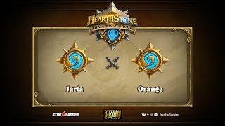 Jarla vs Orange, game 1