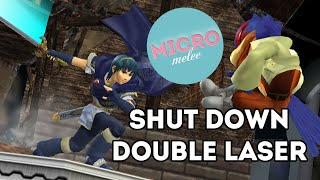 Micro Melee  2 – Countering Double Laser