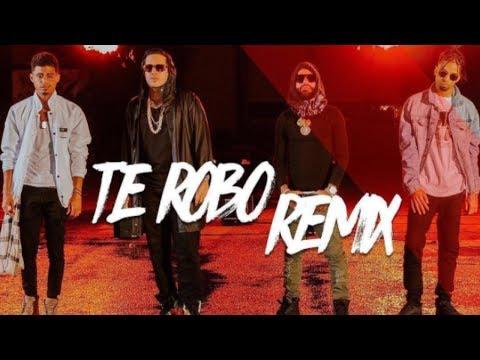 Arcangel & De La Ghetto,Gigolo Y La Exce - Te Robo (Remix)