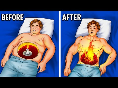 15 Ways to Lose More Weight While Sleeping
