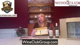 http://wineclubgroup.com/reviews For more details about this wine club review and all of our wine club reviews. In this video, Tricia reviews the International ...