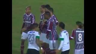 FICHA TÉCNICA CORITIBA 2 x 1 FLUMINENSE Local: Couto Pereira, em Coritiba (PR) Data/Horário: 6/6/2013, às 21h Árbitro: Elmo Alves Resende Cunha ...