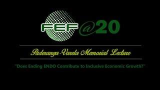 Paderanga-Varela Memorial Lecture Highlights