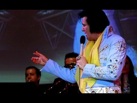Elvis Cover By Edson Galhardi - Suspicious Minds