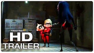 Video INCREDIBLES 2 Who is Gonna Watch Jack Jack? Trailer (NEW 2018) Superhero Movie HD MP3, 3GP, MP4, WEBM, AVI, FLV Juni 2018