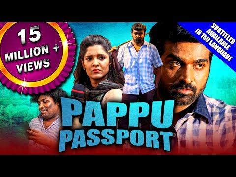 Pappu Passport (Aandavan Kattalai) 2020 New Released Hindi Dubbed Full Movie | Vijay Sethupathi