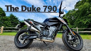 10. KTM Duke 790 Review 2019