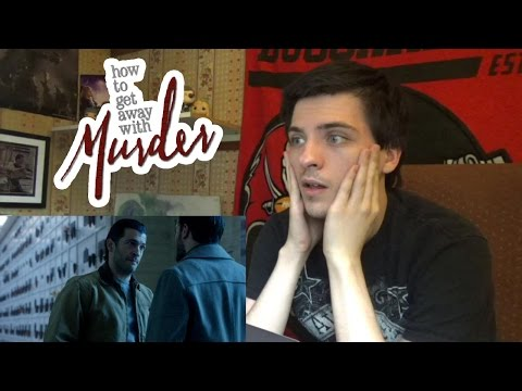 How to Get Away with Murder - Season 2 Episode 5 (REACTION) 2x05