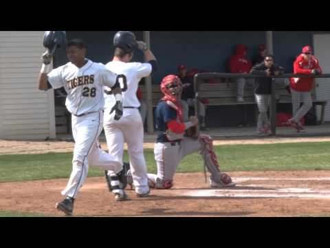 Video Highlights: Baseball vs. Southwestern (3/29/2016)