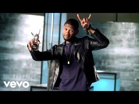 Usher - #VevoCertified Part 1: Award Presentation