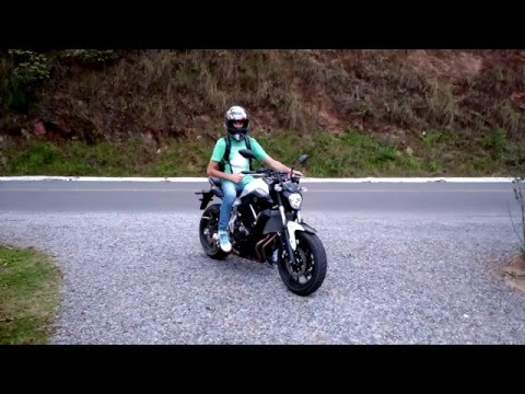Chegando na Pousada de MT07 - Monte Verde x Congonhal-MG | DLR-MT07