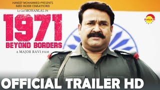 Nonton 1971 Beyond Borders Official Trailer HD | Mohanlal | Major Ravi Film Subtitle Indonesia Streaming Movie Download