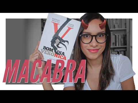 VLOG DE LEITURA: BOM DIA, VERÔNICA - ANGUSTIANTE E MACABRO  ?// Barbara Sá