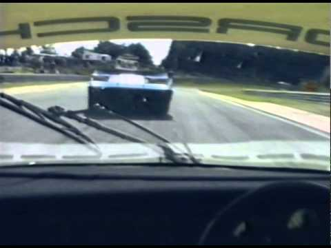 Awesome In car action! Jacky Ickx - Spa 1000kms - Porsche 956