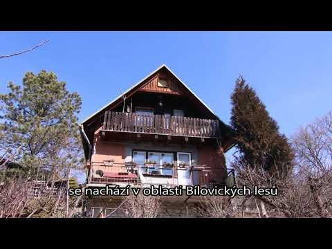 Video Prodej, Chaty a rekreační objekty Samostatný, 114m2, Bílovice nad Svitavou